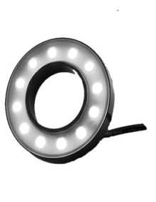 Advanced illumination RL208-050 MicroBrite Ring Light