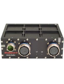 Astronics Ballard AB2-ES Rugged Ethernet Switch Boxes