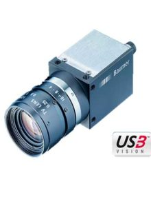 Baumer CX series 12 megapixel global shutter CMOS camera