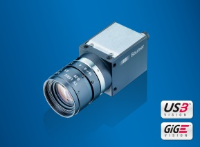 Expanded Baumer CX Series of industrial cameras