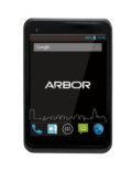 Arbor Gladius 8 w-Pogo Fully Rugged Vehicle Mount Tablet