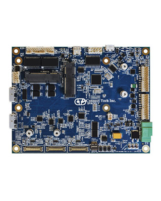 Connect Tech Spacely Carrier NVIDIA Jetson TX2-TX2i-TX1