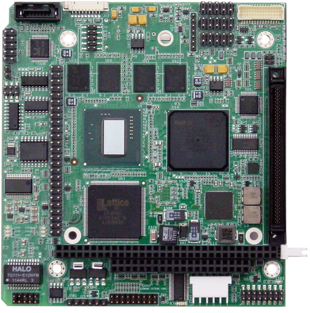 Diamond Systems Athena III SBC 1GHz Atom