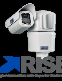 CohuHD RISE 4260HD PTZ IP video camera