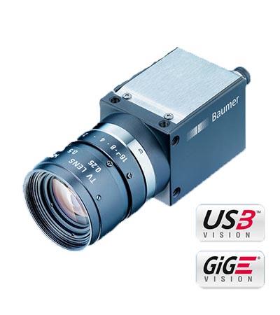 Baumer CX Series Cameras CMOS Sensors Firmware Release 2