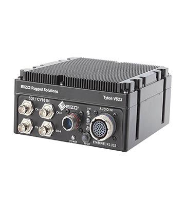 EIZO Tytopn VS2X video encoding 3G-SDI Inputs KLV Metadata