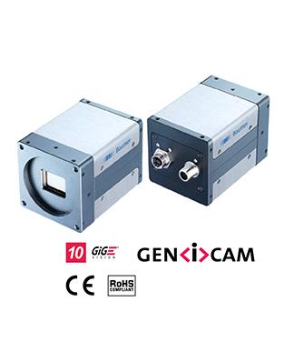 Baumer VQXT-120MHS 12 Megapixel Monochrome Industrial cameras