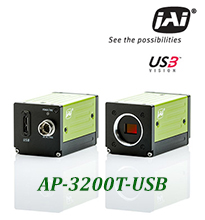JAI AP-3200T-USB 3-CMOS PRISM AREA SCAN