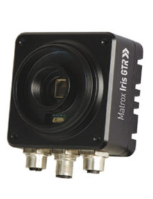 Matrox Iris GTR2000 Smart Camera