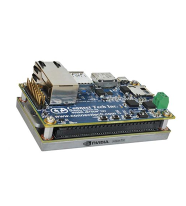 Connect Tech Orbitty Carrier for NVIDIA Jetson TX2-TX2i-TX1