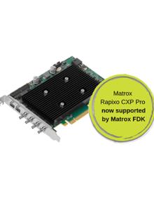 Matrox Rapixo CXP Pro