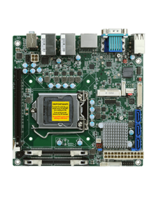 DFI's embedded Mini-ITX motherboard CS100
