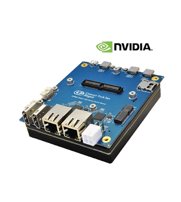 Connect Tech Rogue Carrier for NVIDIA Jetson AGX Xavier