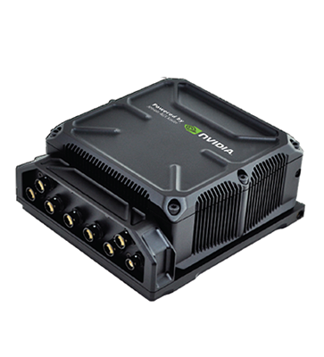 Connect Tech Sentry-X Rugged Embedded System Powered