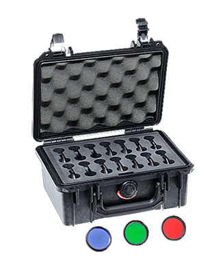 Chroma Bandpass Filter Kits