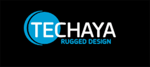 Techaya MILTECH 308 Compact Military Fast Ethernet Switch – 8 Port