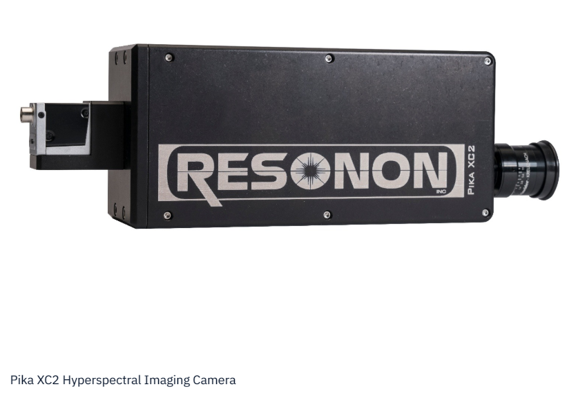 Resonon Pika XC2 Hyperspectral Imaging Camera