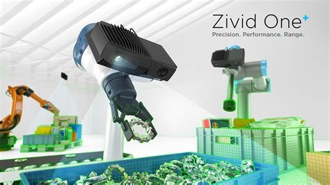 Zivid 3D Spatial Intelligence
