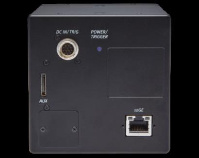 JAI Sweep Series SW-4000T-10GE Prism-based industrial RGB color line scan camera