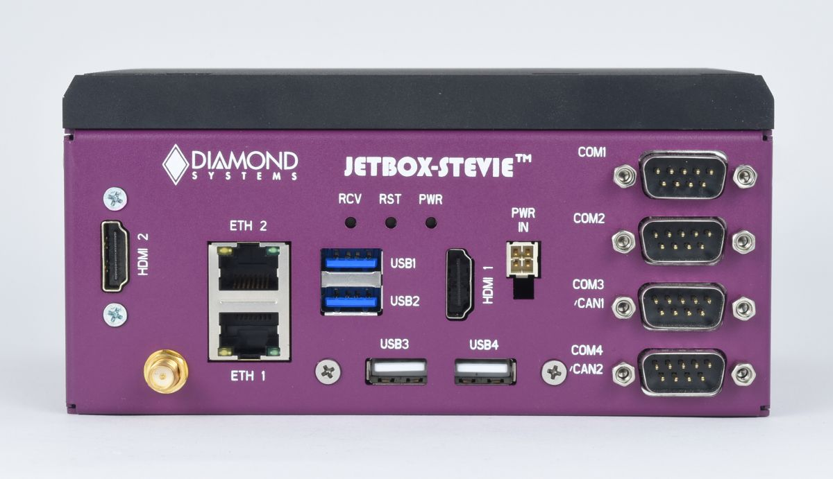 Diamond Systems JETBOX-STEVIE Jetson AGX Xavier System