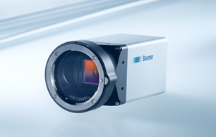 Baumer 10 GigE cameras with lens control – LX series
