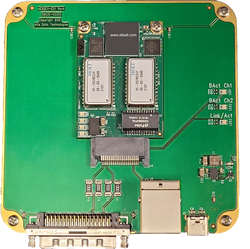 Alta MEZ-E1553 Embedded 1553 with Ethernet