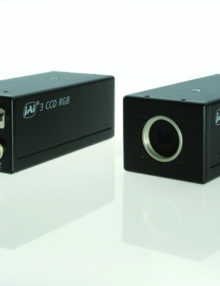 """JAI CV-M91 NTSC 1/3"""" 12VDC 570 TVL 3CCD RGB AND Y/C"""