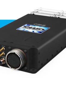 "GMS ""HUMMINGBIRD"" SB1002-LP Military Rugged, Small, Low Profile, High-Speed I/O System with Removable Drive"