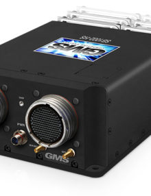 """GMS """"OSPREY"""" SB1002-HS Military Rugged, Small, High-Speed I/O System with Removable Drive(s)"""