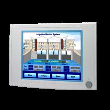 "Advantech FPM-5152G 15"" XGA Industrial Monitors with Resistive Touchscreens, Lockable Display Port"